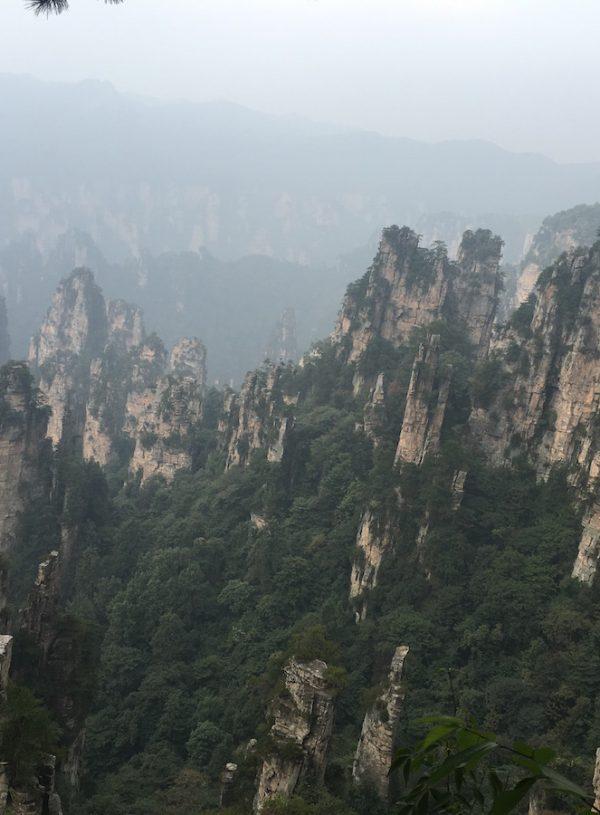 TOPS TIPS FOR VISITING ZHANGJIAJIE NATIONAL PARK, CHINA