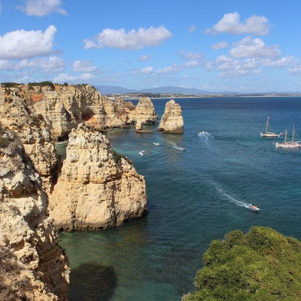 THE 4 BEST SPOTS TO TAKE PHOTOS IN THE ALGARVE