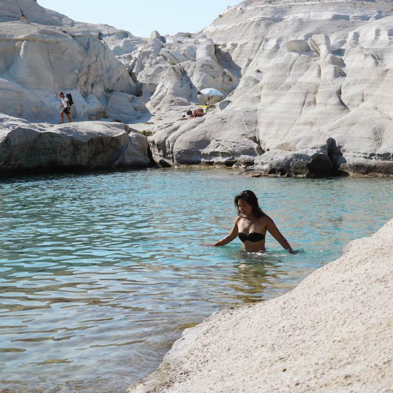 http://www.milos.gr/en/sightseeing/attractions/sarakiniko