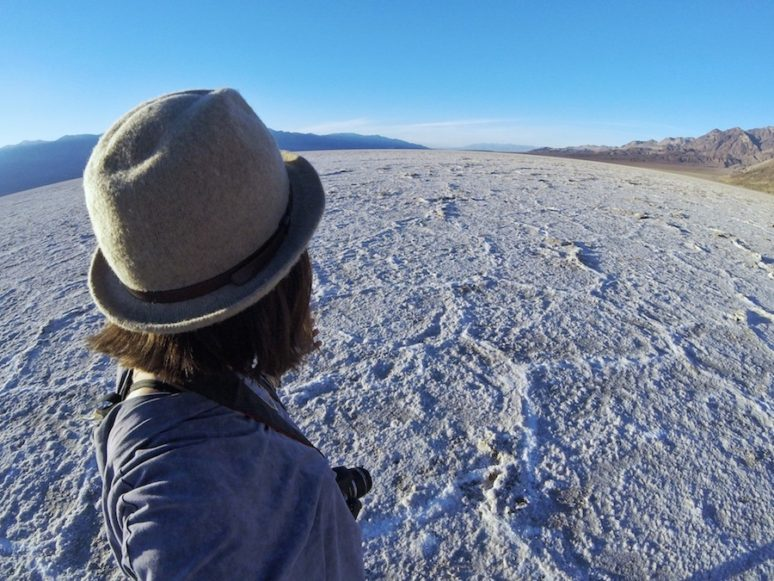 DEATH VALLEY CALIFORNIA/ A PHOTOGRAPHERS PARADISE Badwater-Basin-Salt-Flats-Death-Valley