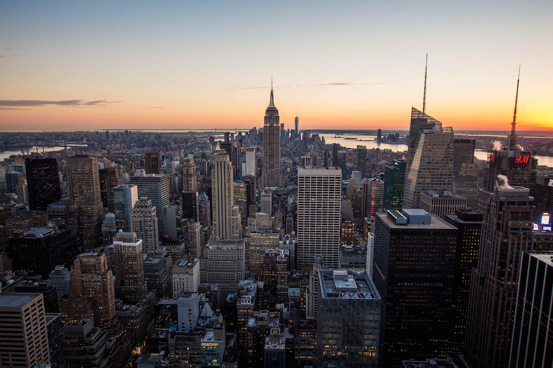 NEW YORKER'S GUIDE TO NEW YORK