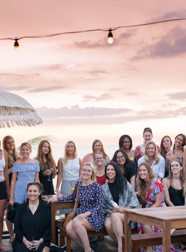 We Are Travel Girls Bali Meet Up March 2017