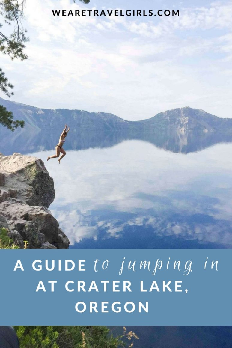 A GUIDE TO CRATER LAKE, OREGON