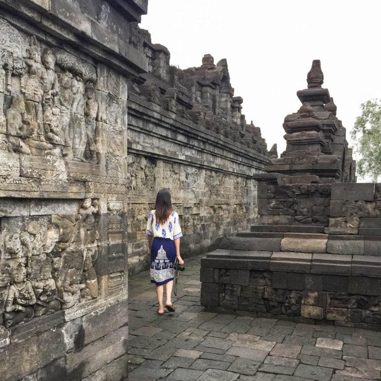 5 Places to see in Yogyakarta, Indonesia 10Borobudur-Indonesia