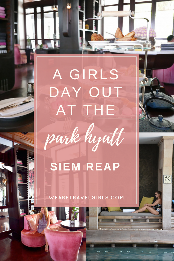 Park Hyatt Siem Reap Review