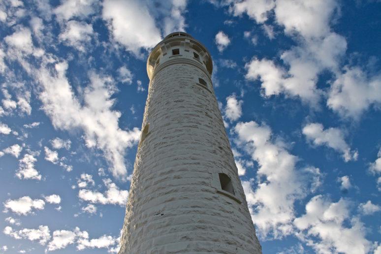ON THE ROAD IN MARGARET RIVER, AUSTRALIA lighthouse-australia2