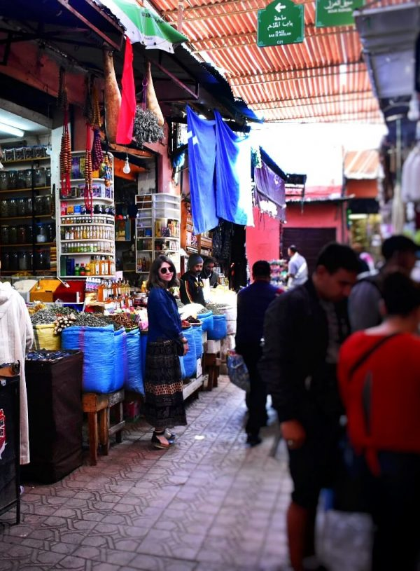 STAY SAFE AND SOUND IN MOROCCO: 5 TOP TIPS FOR A FEMALE TRAVELLER