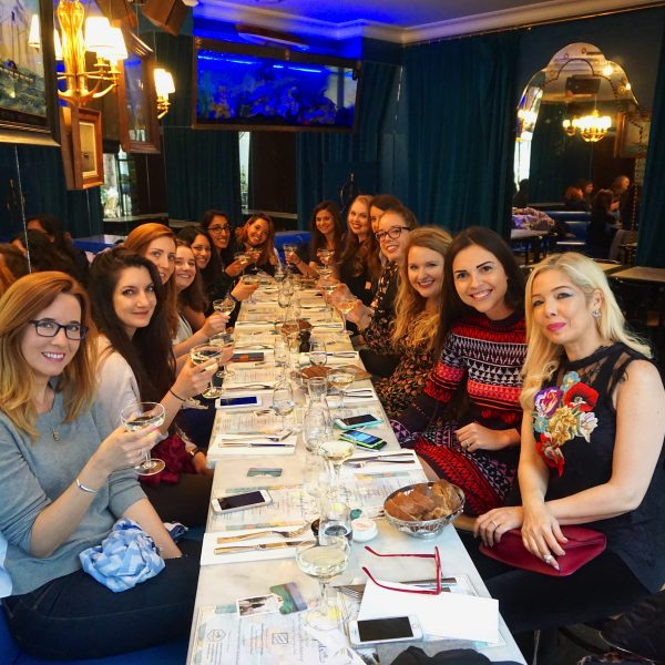 WE ARE TRAVEL GIRLS PARIS MEET-UP AT GRAND AMOUR HOTEL