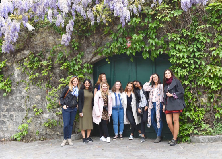 We Are Travel Girls Paris Meet Up