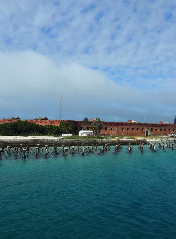 DRY TORTUGAS NATIONAL PARK: A FORTRESS IN THE SEA