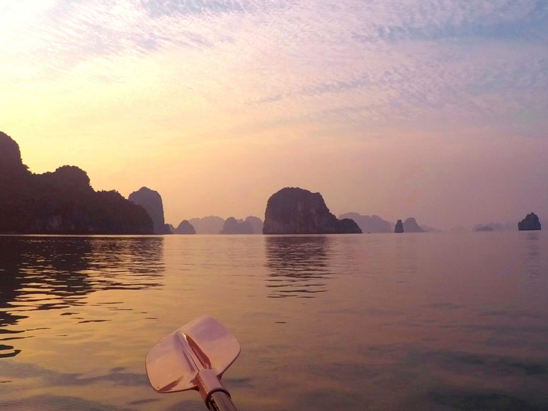 A LUXURY CRUISE IN HA LONG BAY, VIETNAM