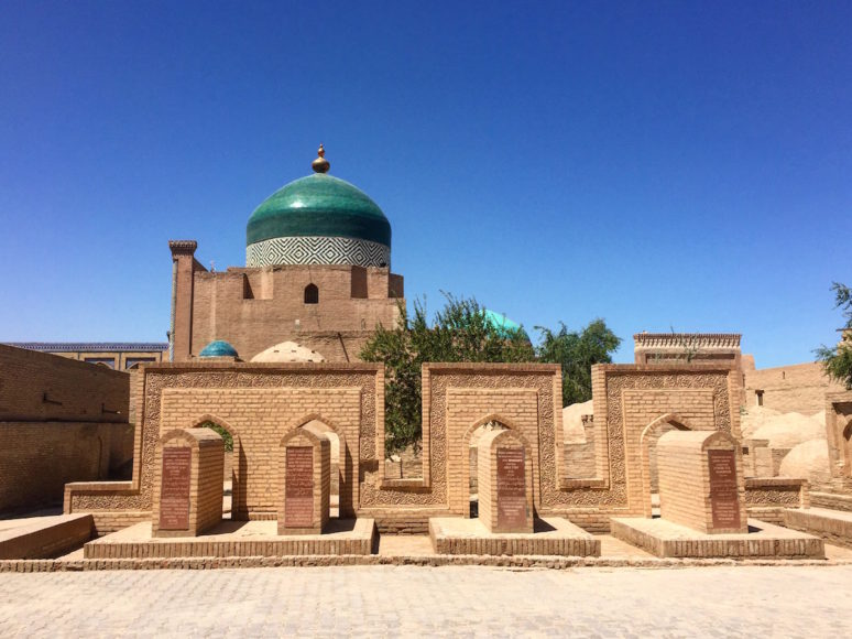 A GUIDE TO SOLO FEMALE TRAVEL IN UZBEKISTAN