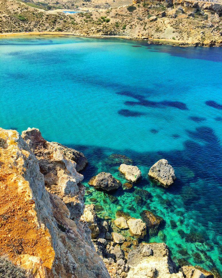 MALTA- 10 PLACES TO EXPLORE IN THE MALTESE ARCHIPELAGO Għajn_Tuffieħa_Bay2_Malta