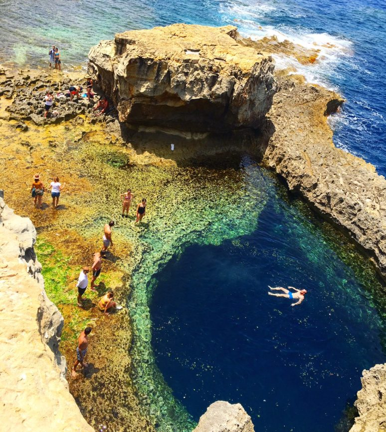 MALTA- 10 PLACES TO EXPLORE IN THE MALTESE ARCHIPELAGO Gozo_Azure_Window_Malta
