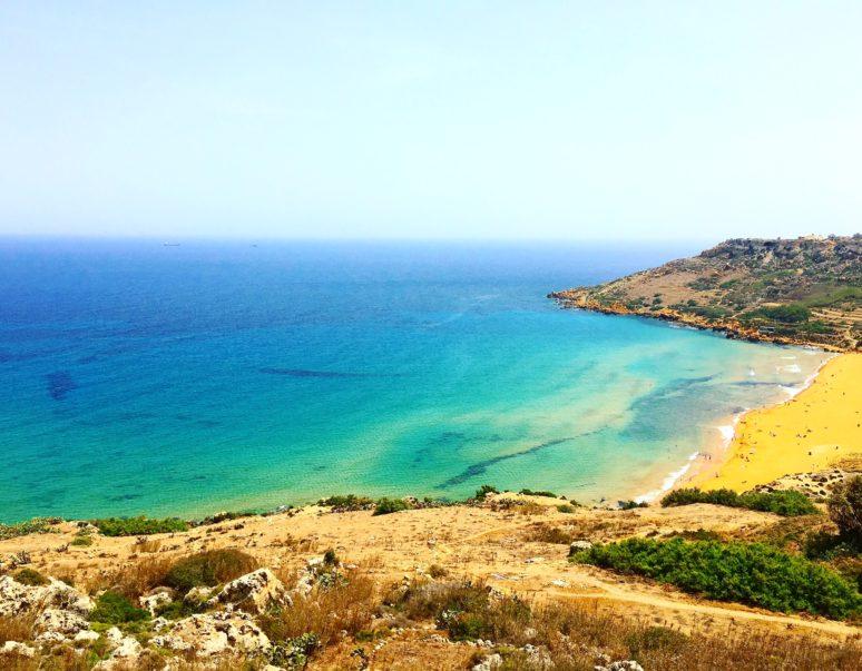 MALTA- 10 PLACES TO EXPLORE IN THE MALTESE ARCHIPELAGO Gozo_Ramla_Bay_Malta