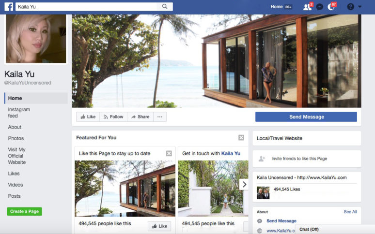 THE ULTIMATE GUIDE TO BUILDING YOUR FACEBOOK FOLLOWING