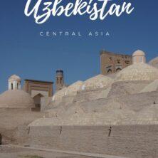 Solo Female Travel Guide To Uzbekistan