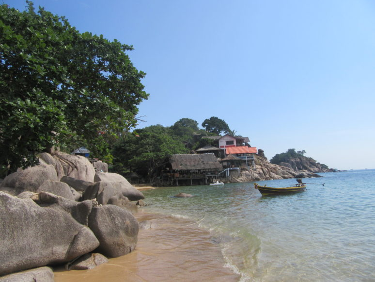6 Must See Spots in Koh Tao, Thailand BANANA-ROCK