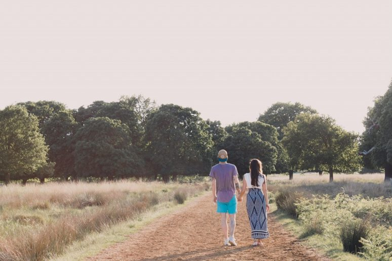 6 TIPS TO MAKE THE MOST OF TRAVELING AS A COUPLE nature-walks-london