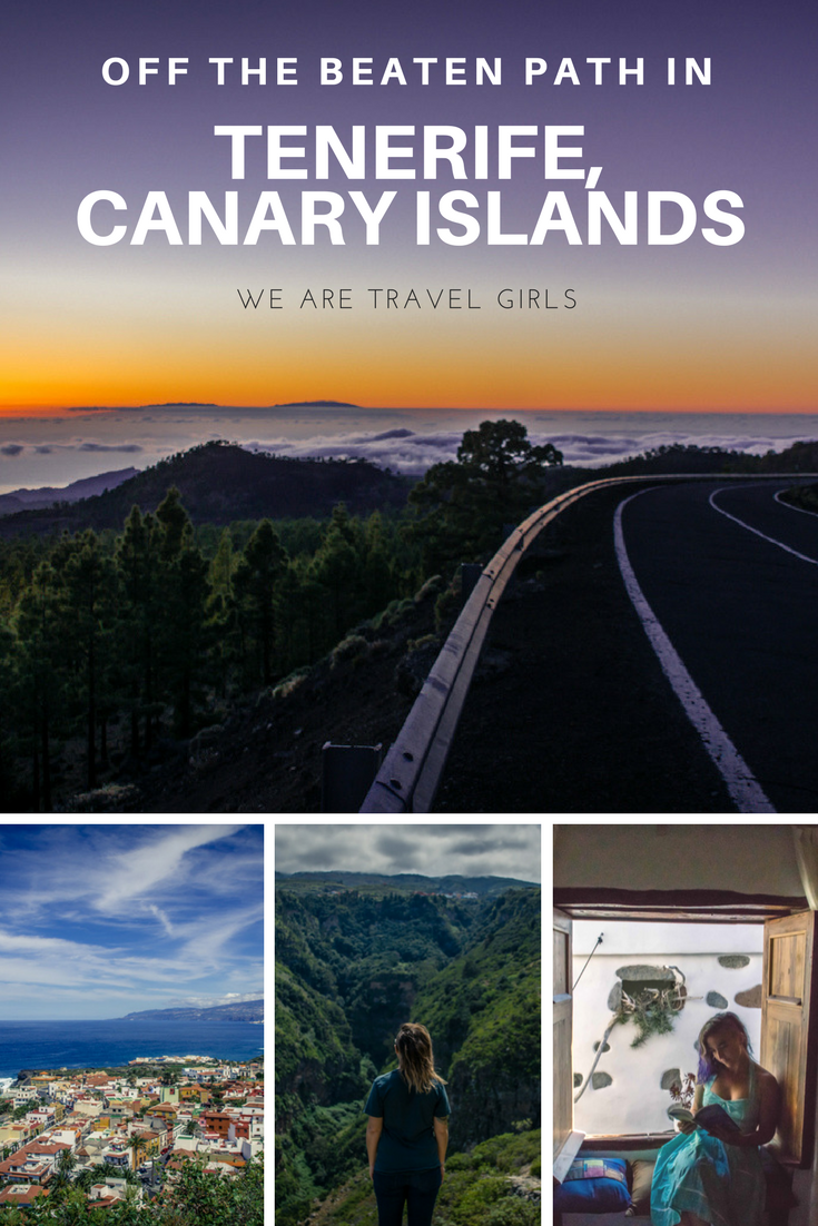 Off the beaten path in Tenerife, Canary Islands
