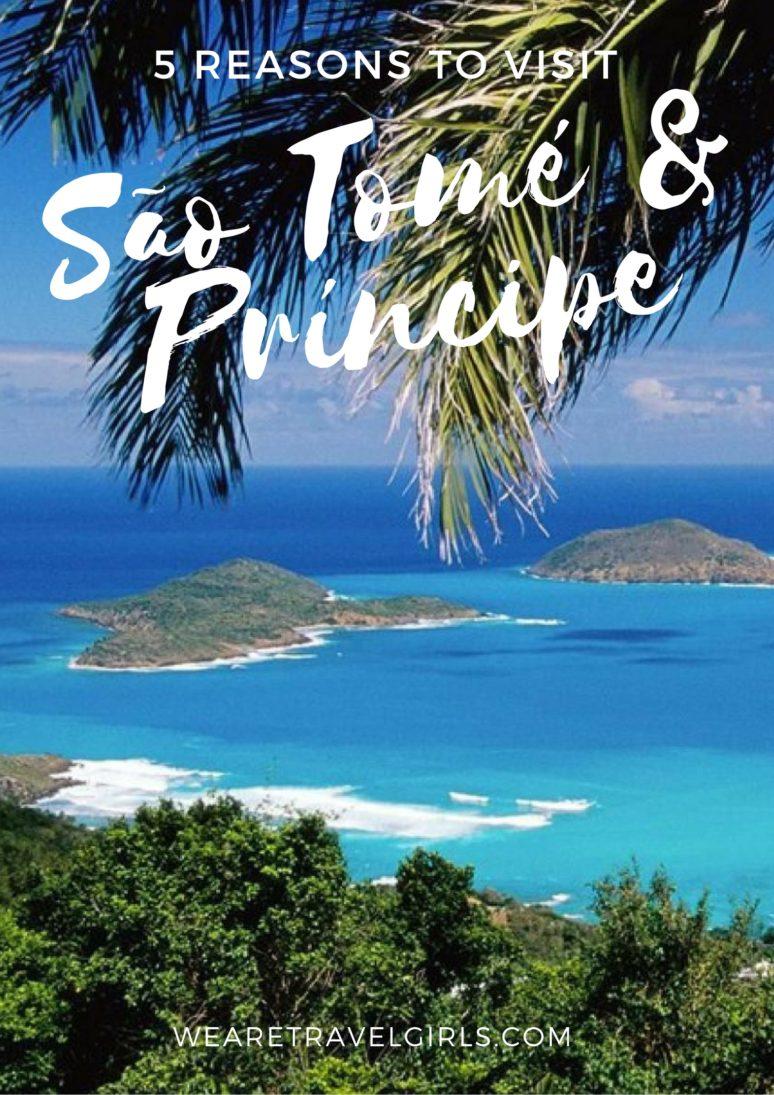 5 Reasons To Visit São Tomé and Príncipe