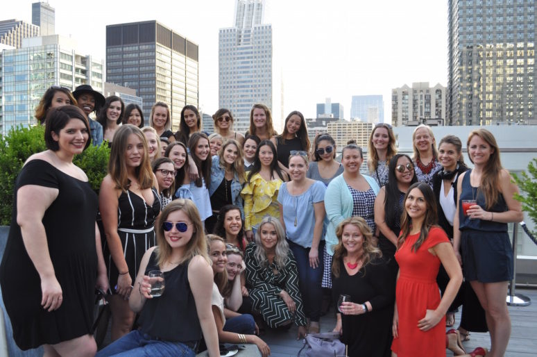 WATG CHICAGO MEET-UP AT THE CERISE ROOFTOP