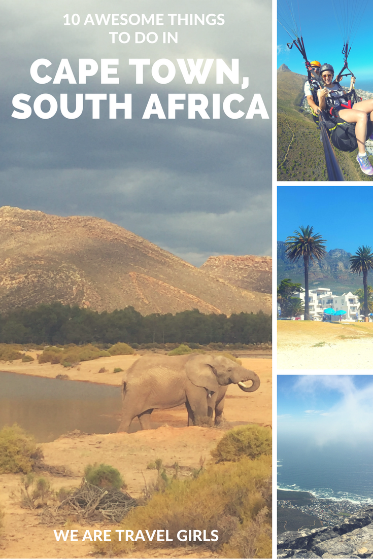 10 awesome things to do in cape town, south africa graphic 1