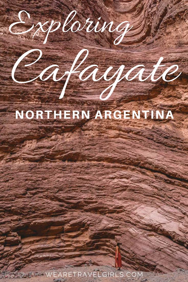 EXPLORING CAFAYATE IN NORTHERN ARGENTINA