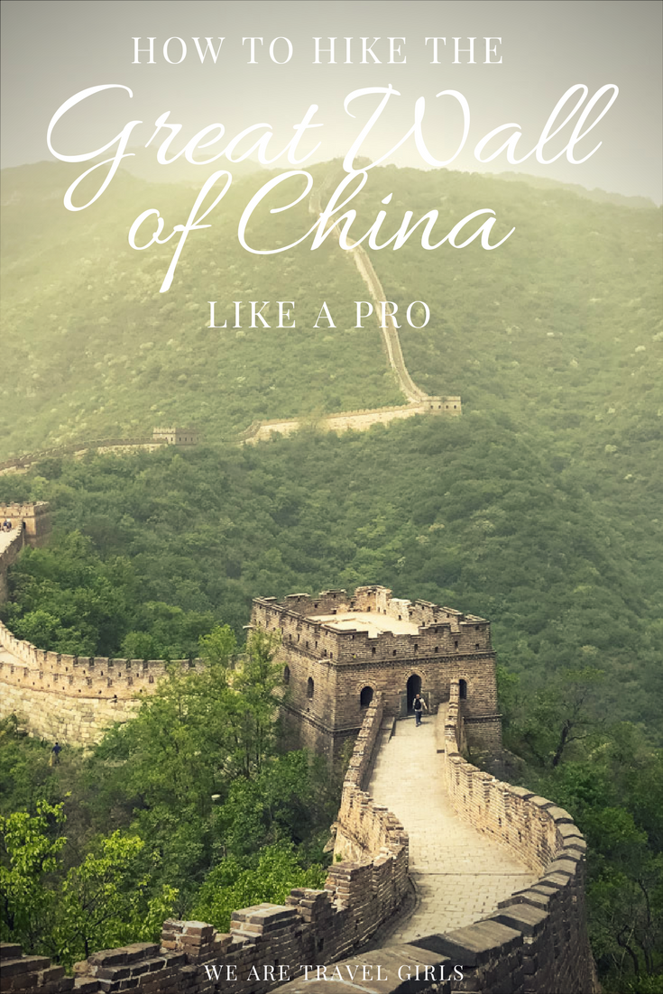How to Hike the Great Wall of China Graphic 1