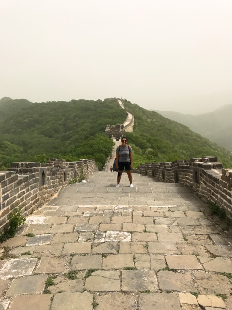 Mutianyu-Portrait-self_The-Great-Wall HOW TO HIKE THE GREAT WALL OF CHINA LIKE A PRO
