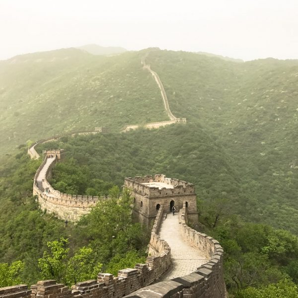 HOW TO HIKE THE GREAT WALL OF CHINA LIKE A PRO