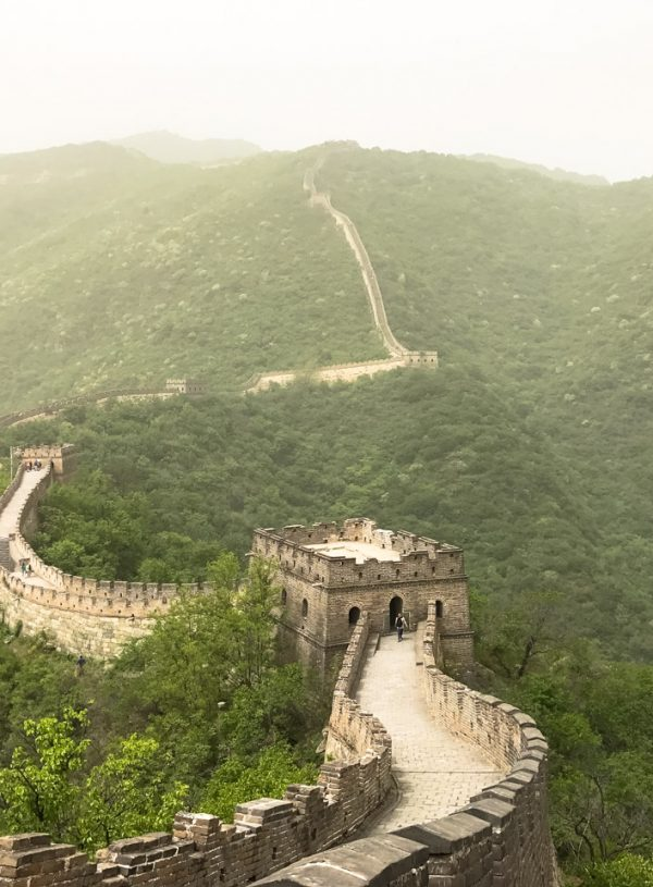 Mutianyu-panorama_The-Great-Wall HOW TO HIKE THE GREAT WALL OF CHINA LIKE A PRO