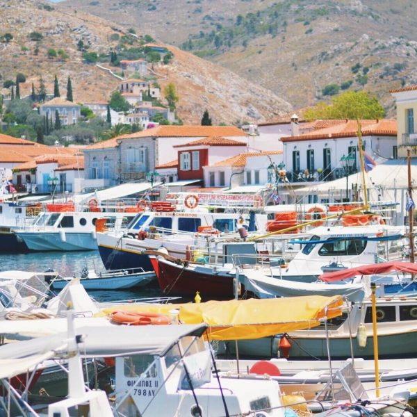 HIDDEN GEMS OF GREECE: HYDRA AND POROS ISLAND