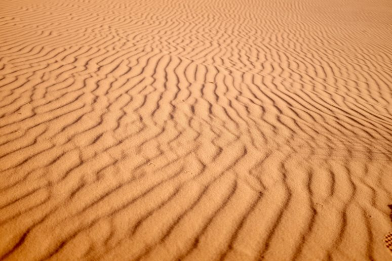 CAMPING IN THE SAHARA DESERT, MOROCCO