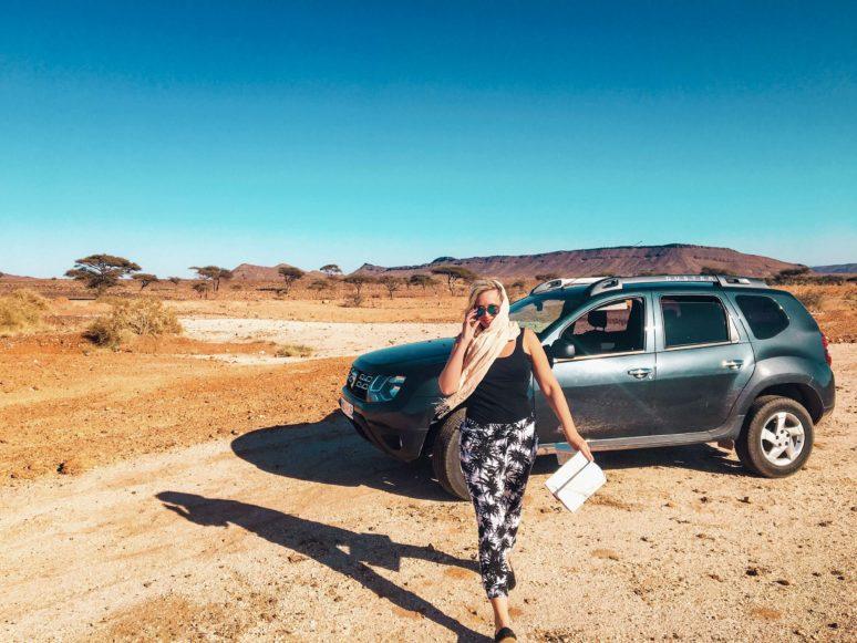 Sahara Camping