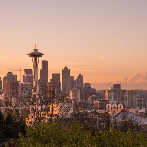 A GUIDE TO SEATTLE, WASHINGTON