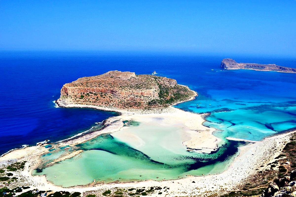 Balos_Crete CRETE- THE BEST OF THE CHANIA REGION