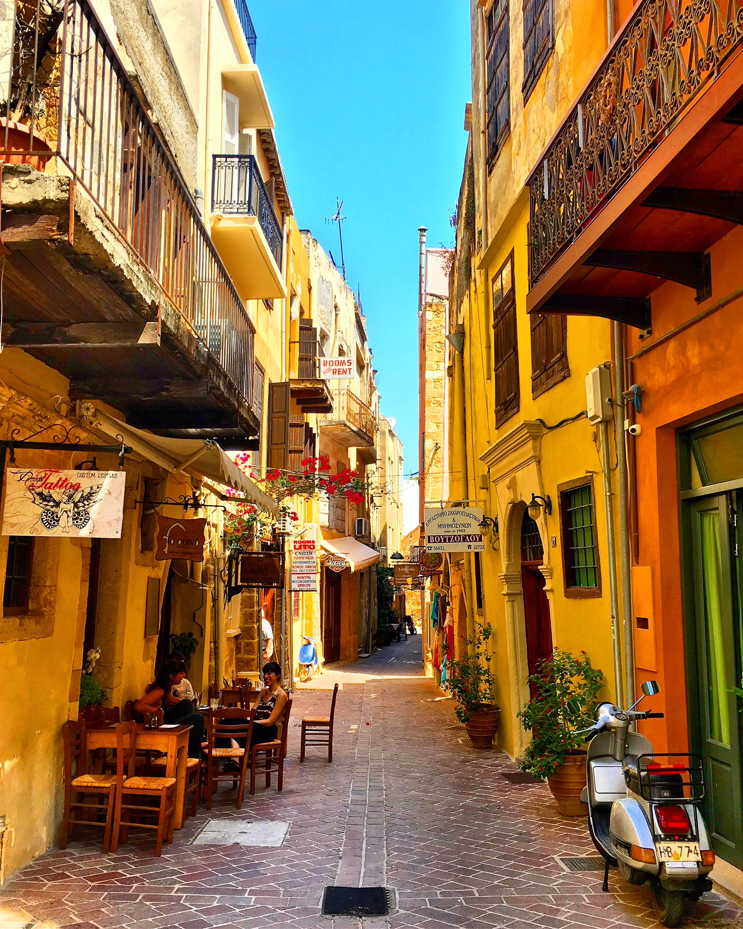 Chania-Old-Town2_Crete CRETE- THE BEST OF THE CHANIA REGION