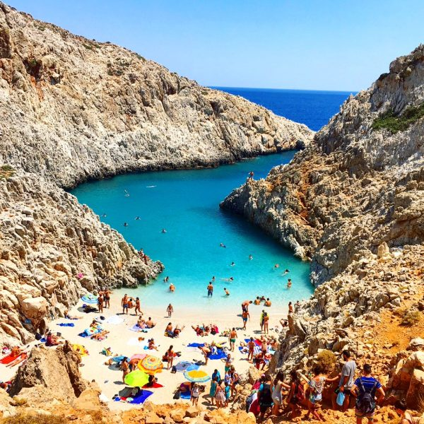 CRETE: THE BEST OF GREECE'S CHANIA REGION