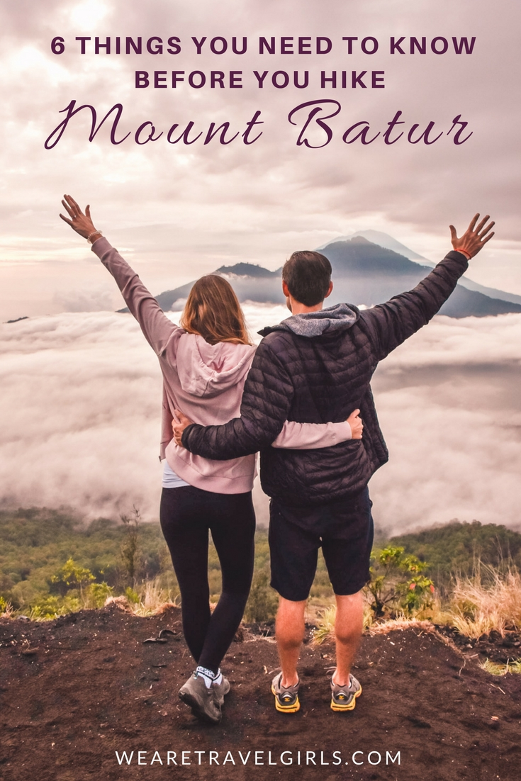 6 THINGS YOU NEED TO KNOW BEFORE HIKING MOUNT BATUR