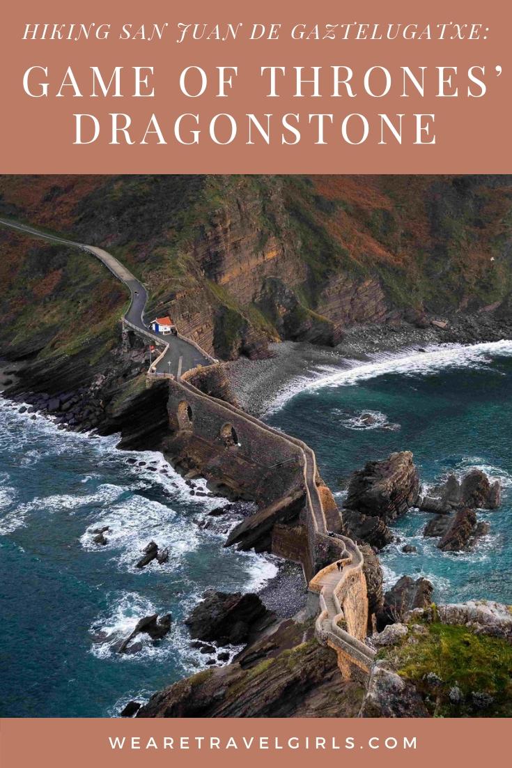 HIKING SAN JUAN DE GAZTELUGATXE GAME OF THRONES DRAGONSTONE