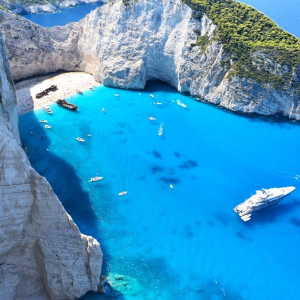 THE ULTIMATE GUIDE TO NAVAGIO BEACH, GREECE