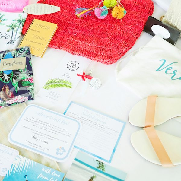 VACATION MUST-HAVES FROM OUR BALI RETREAT SPONSORS