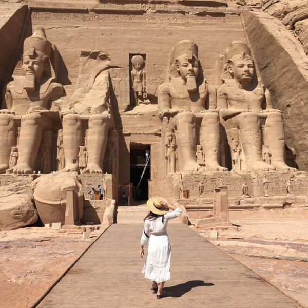 MY EXPERIENCE TAKING A TOUR THROUGH EGYPT