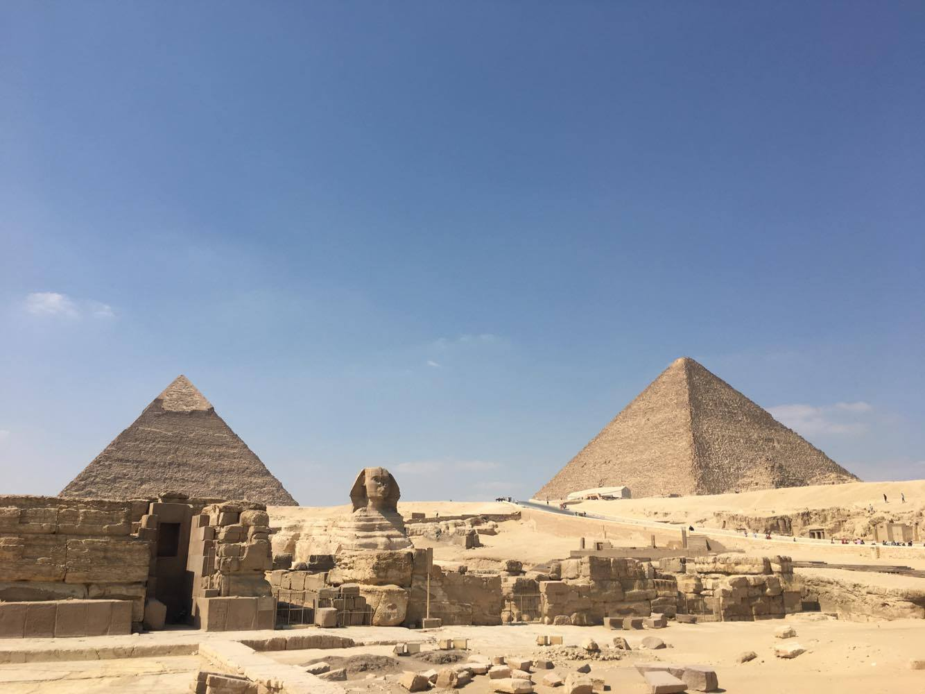 MY EXPERIENCE TAKING A TOUR THROUGH EGYPT