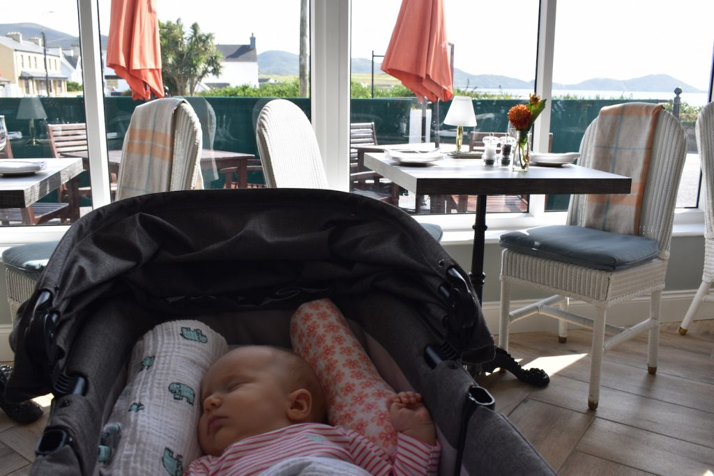 8 TIPS FOR TRAVELING WITH A BABY