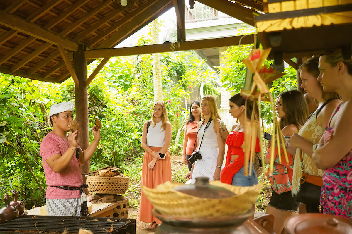 Tresna Bali Cooking School Travel Girls Getaways