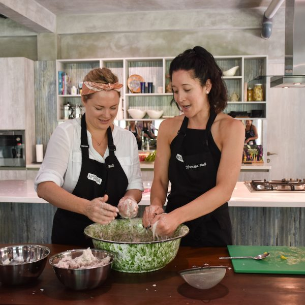 A UNIQUE COOKING SCHOOL EXPERIENCE AT TRESNA BALI