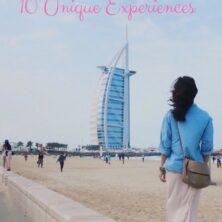 10 Must Do Experiences Dubai