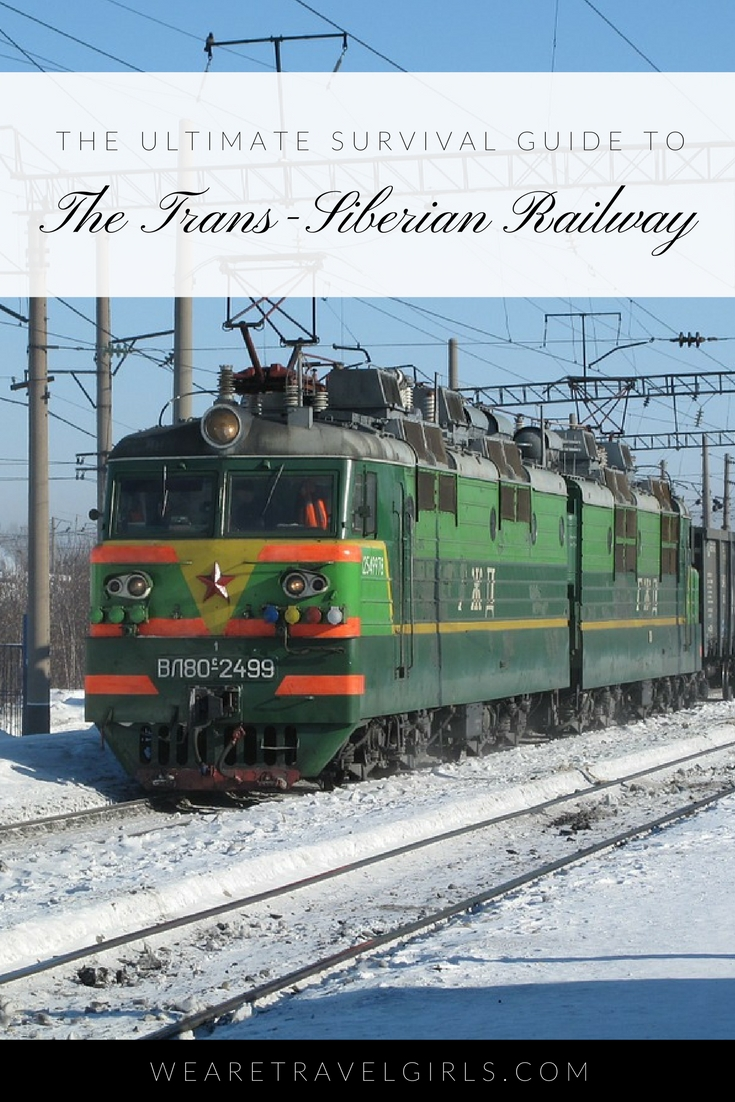The Ultimate Trans-Siberian Survival Guide